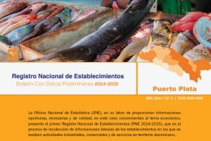 Portadita Bolet Preliminar (RNE) Puerto Plata
